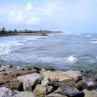 , دریای کاسپین (هیرکان) – ساحل دریا کنار